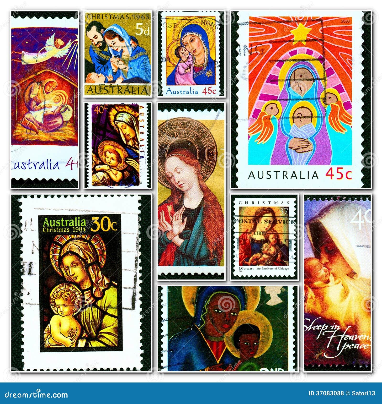 Madonna With Jesus Child Stock Illustration Illustration Of Symbol
