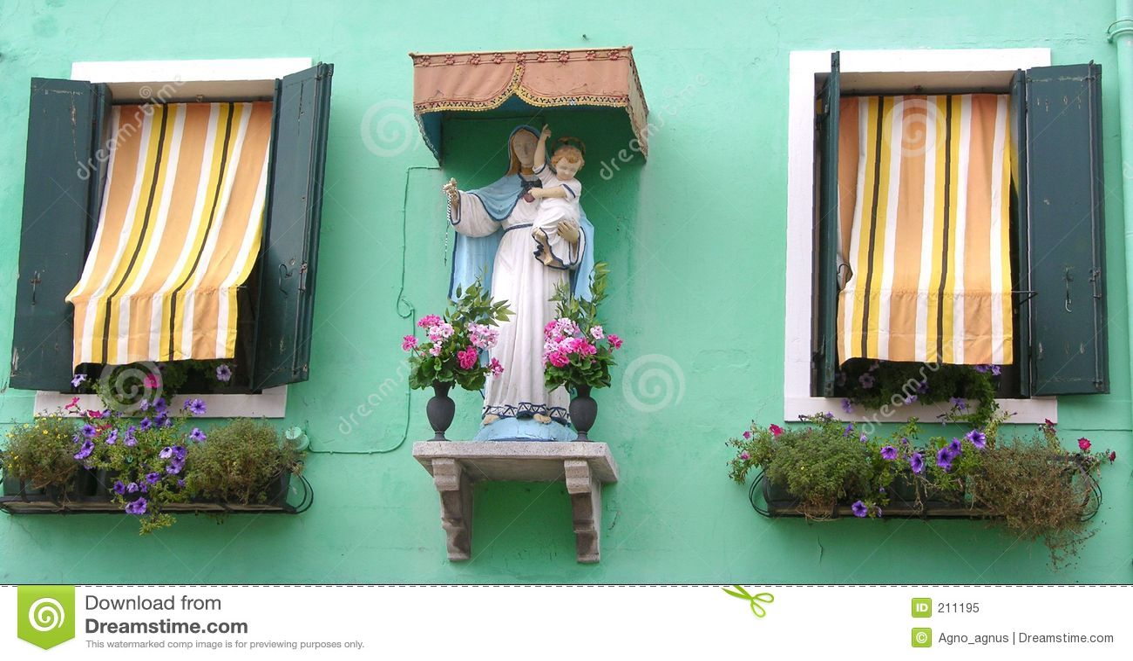 Madonnafönster