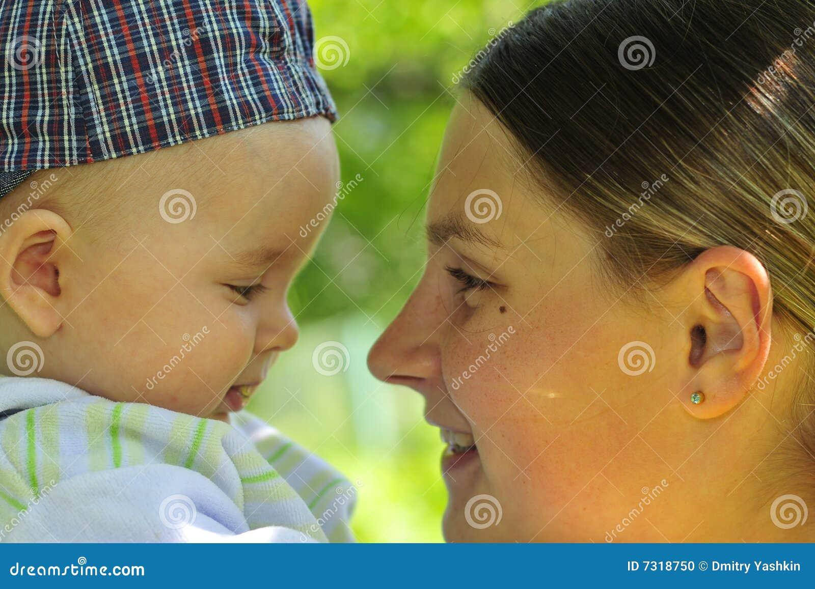 Madre del bambino