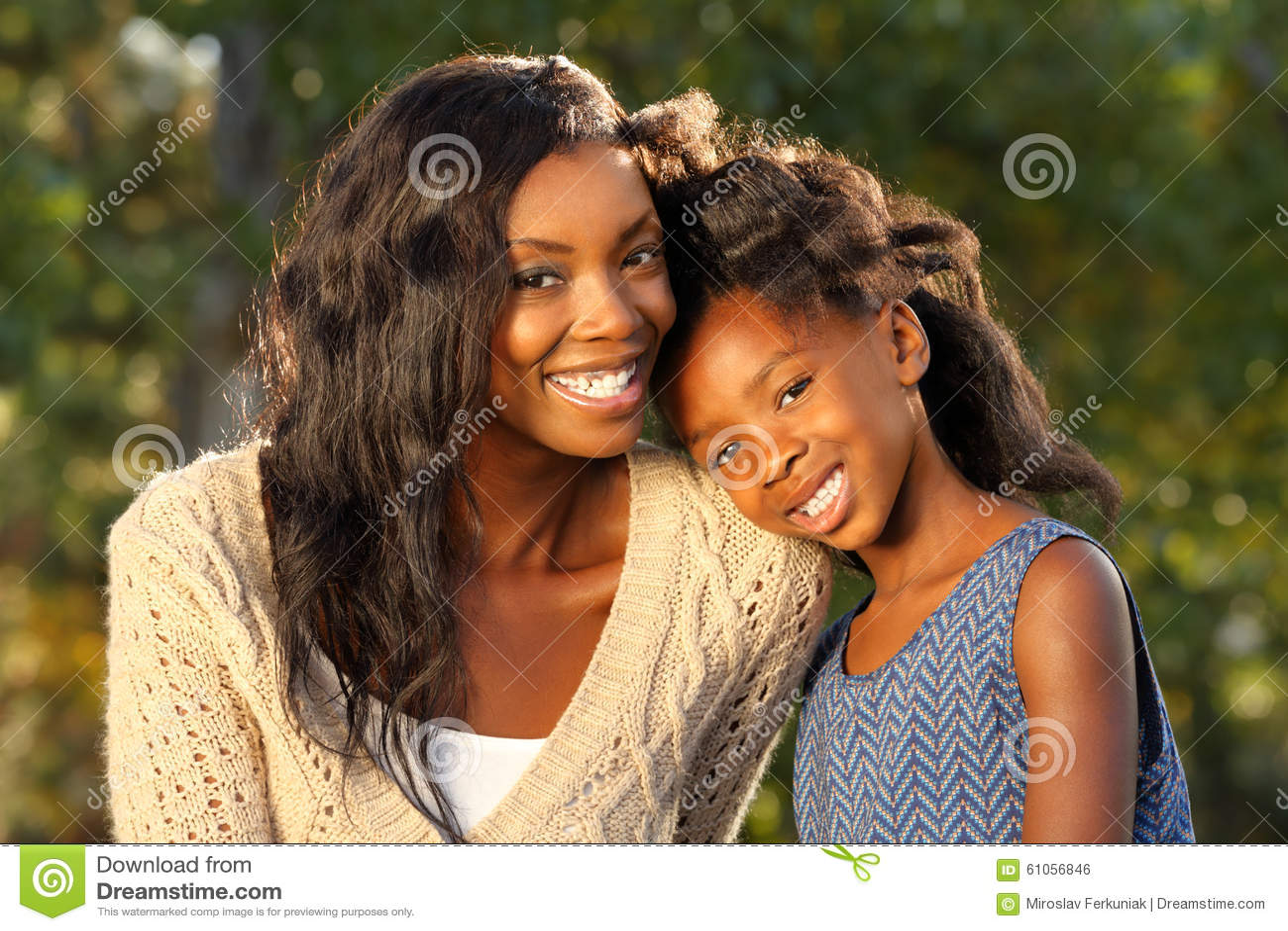 Madre e bambino felici