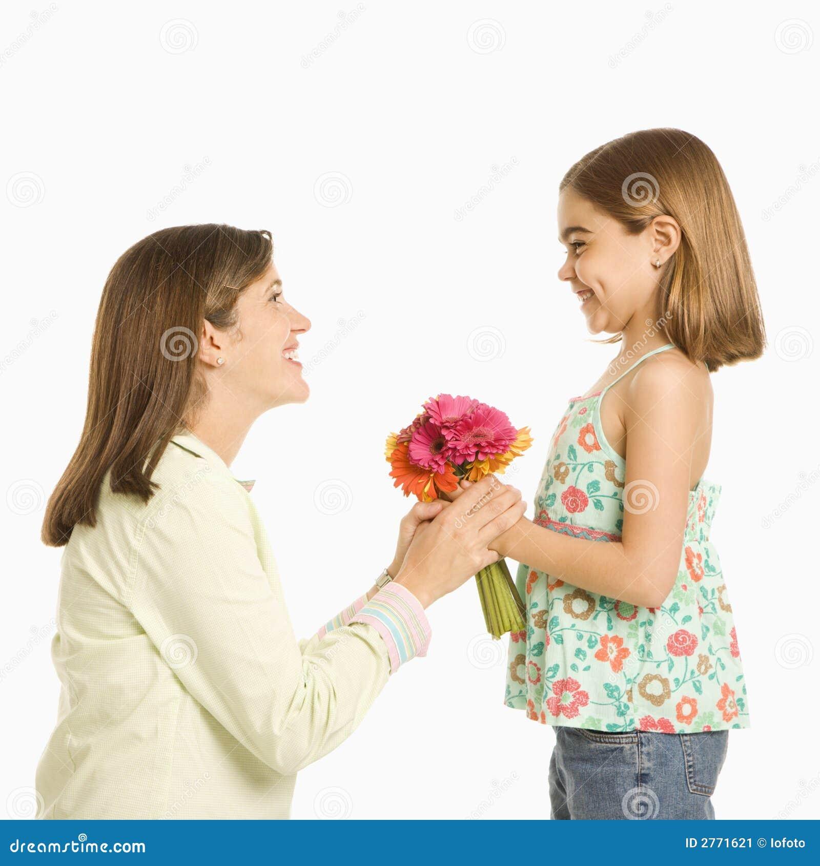 Madre e figlia.