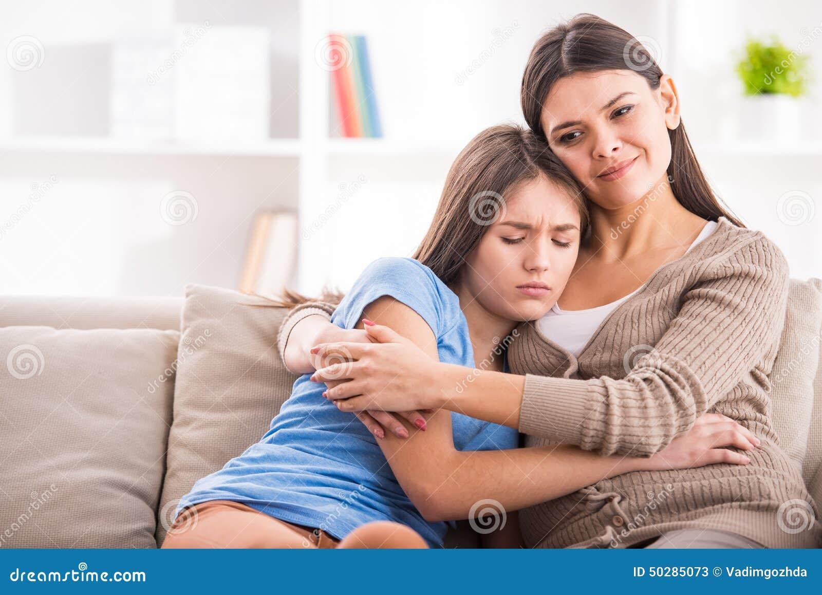 Madre de adolescente madre farrah