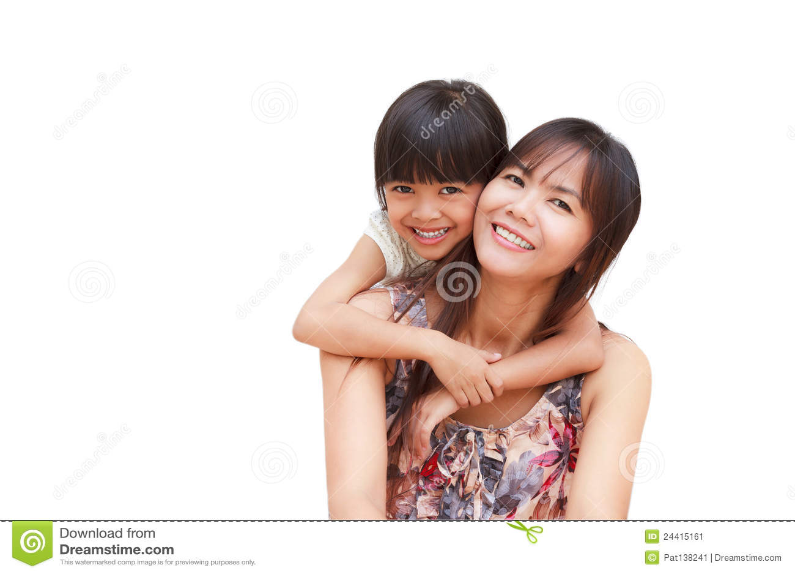Madre y hija