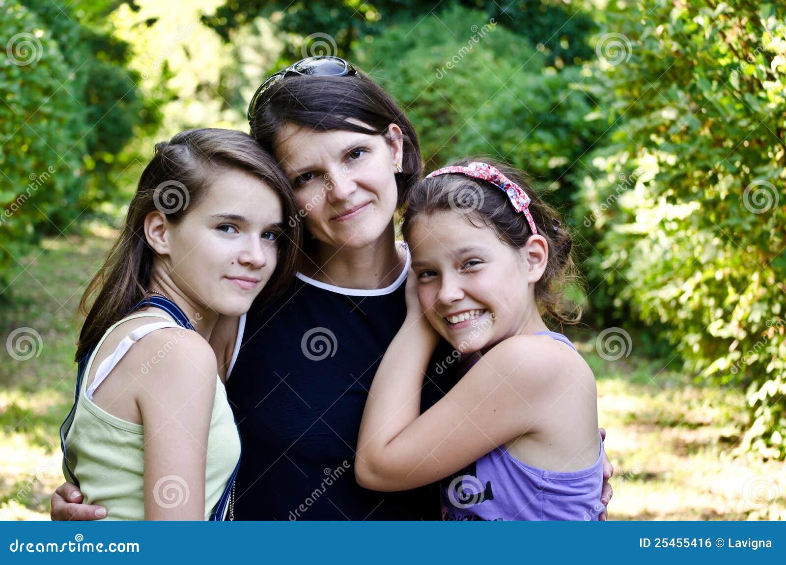 Madres y hijas
