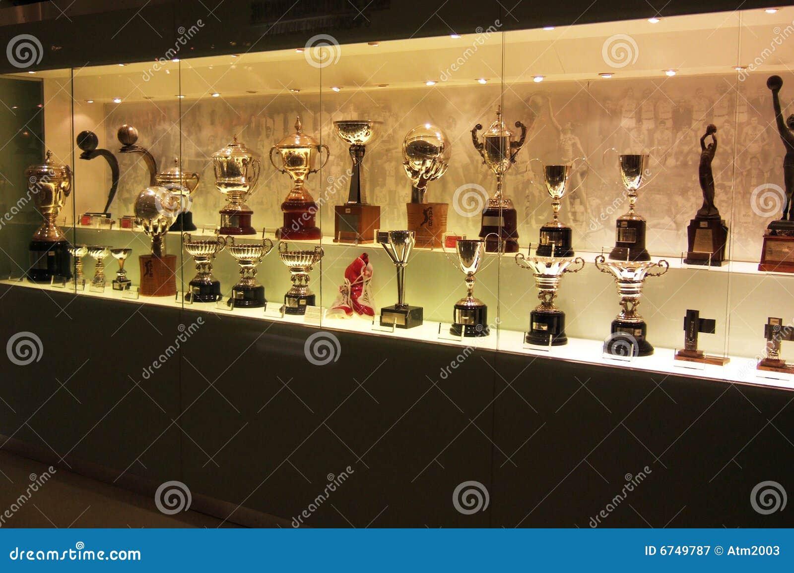 Madrid reala trofea