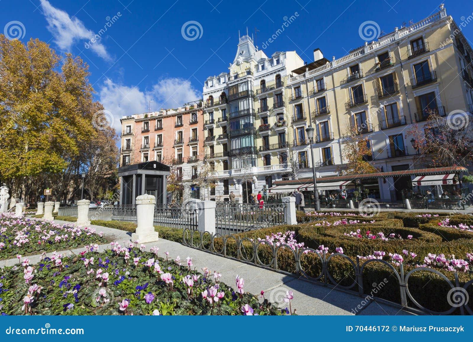MADRID, SPAIN - DECEMBER 06, 2014Mediterranean ...