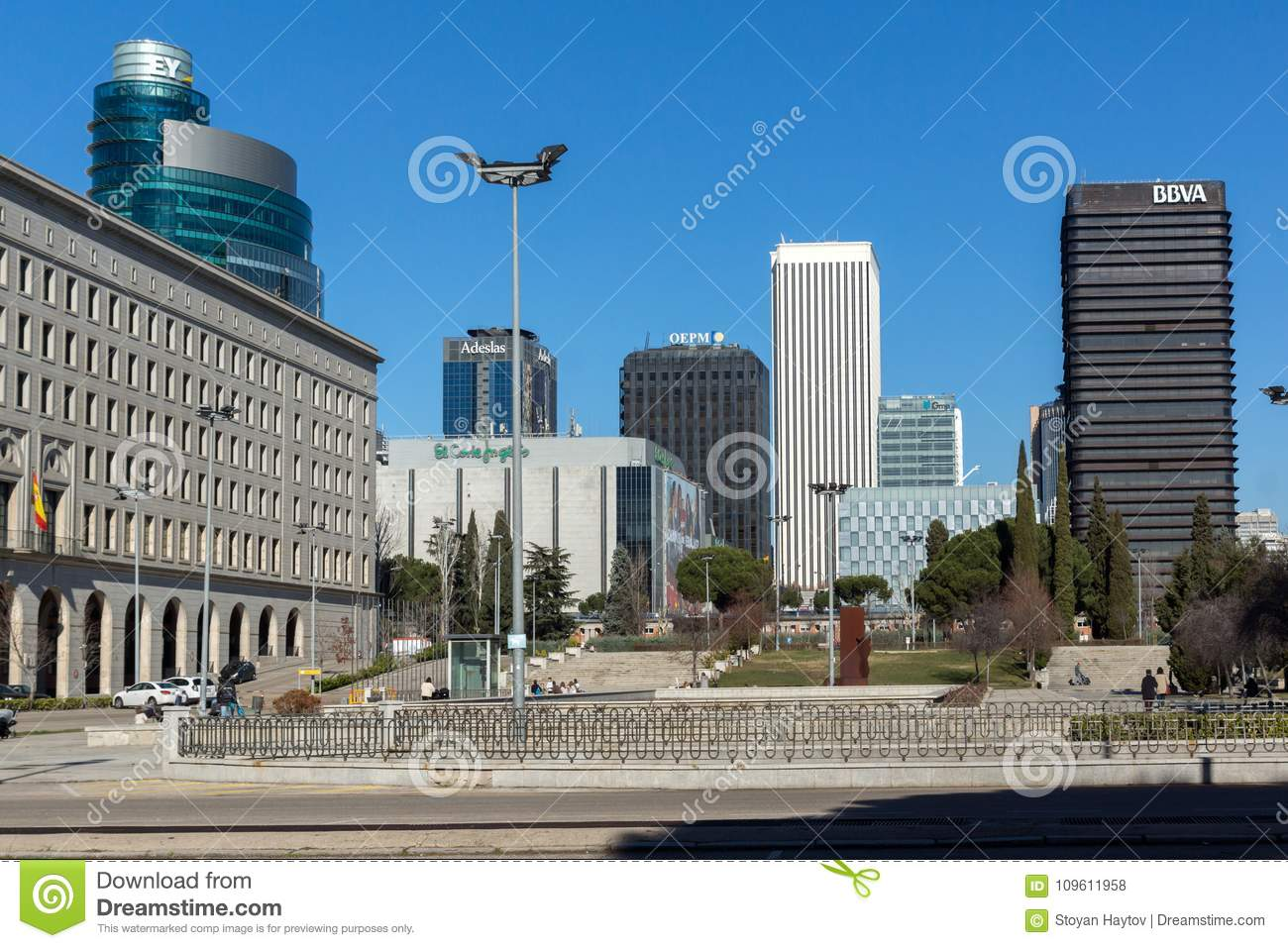 madrid spain history and culture