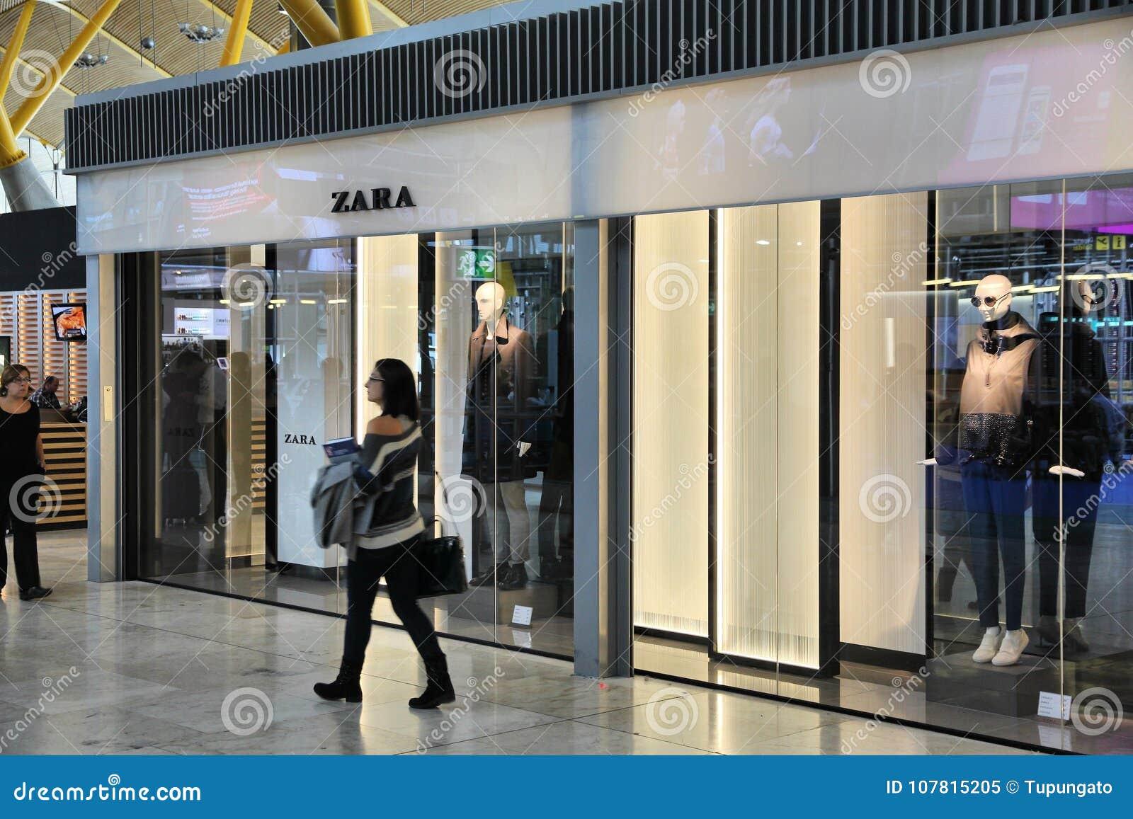 401bd228dee Zara fashion editorial image. Image of international - 107815205