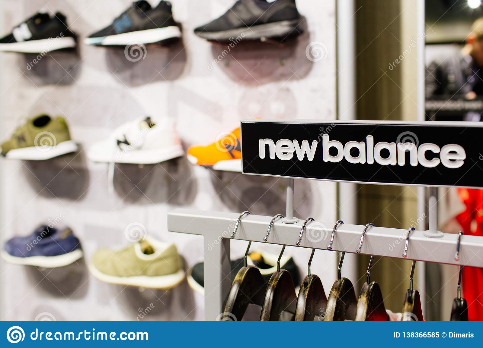 new balance outlet madrid