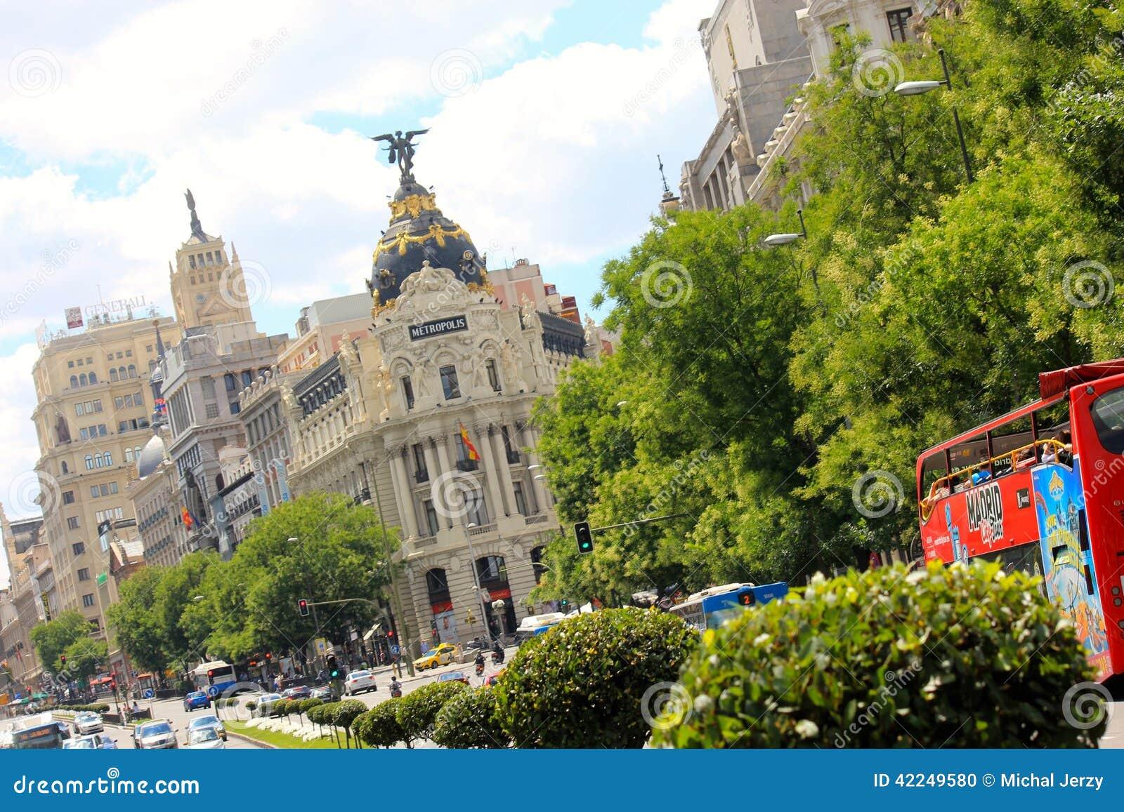 Madrid, Spain Tourism
