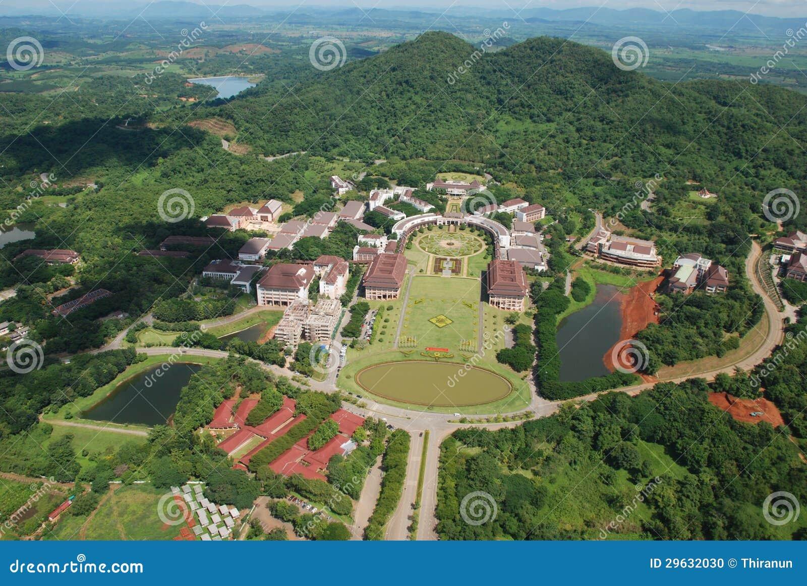 Mae Fah Luang University Stock Photo Image 29632030