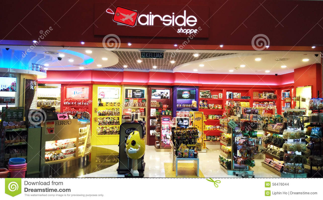 Magasin d Airside