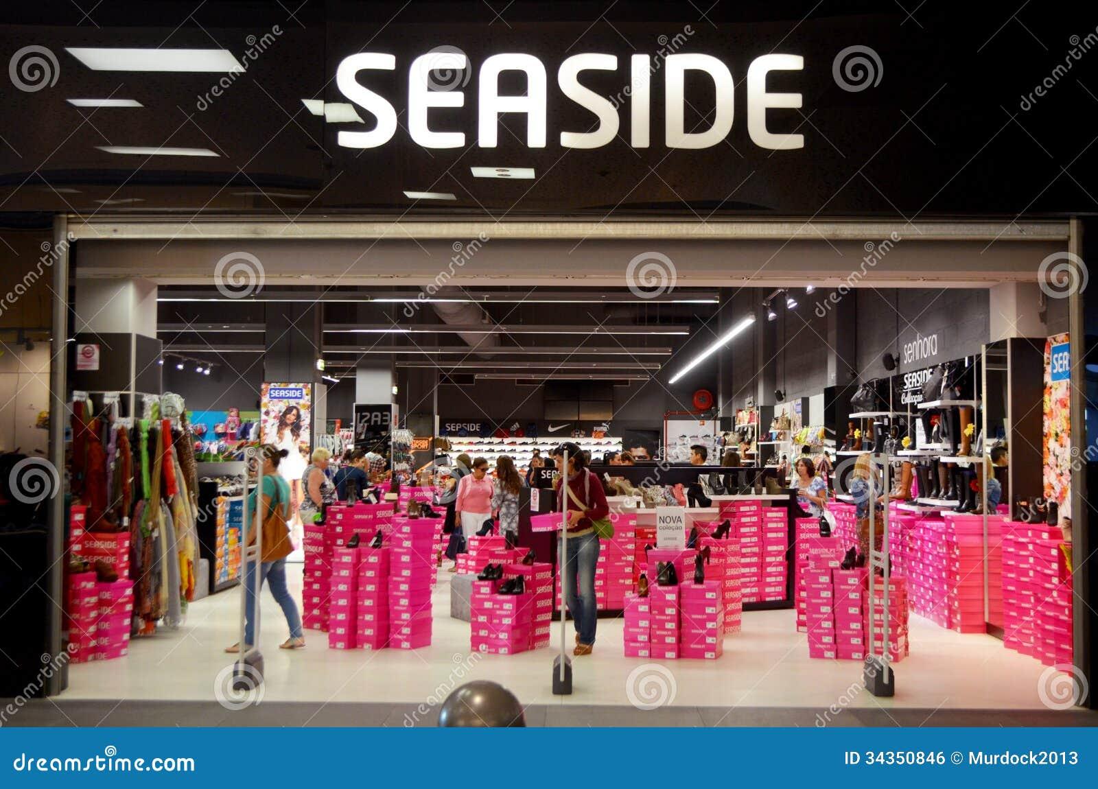 business plan magasin de chaussures seaside