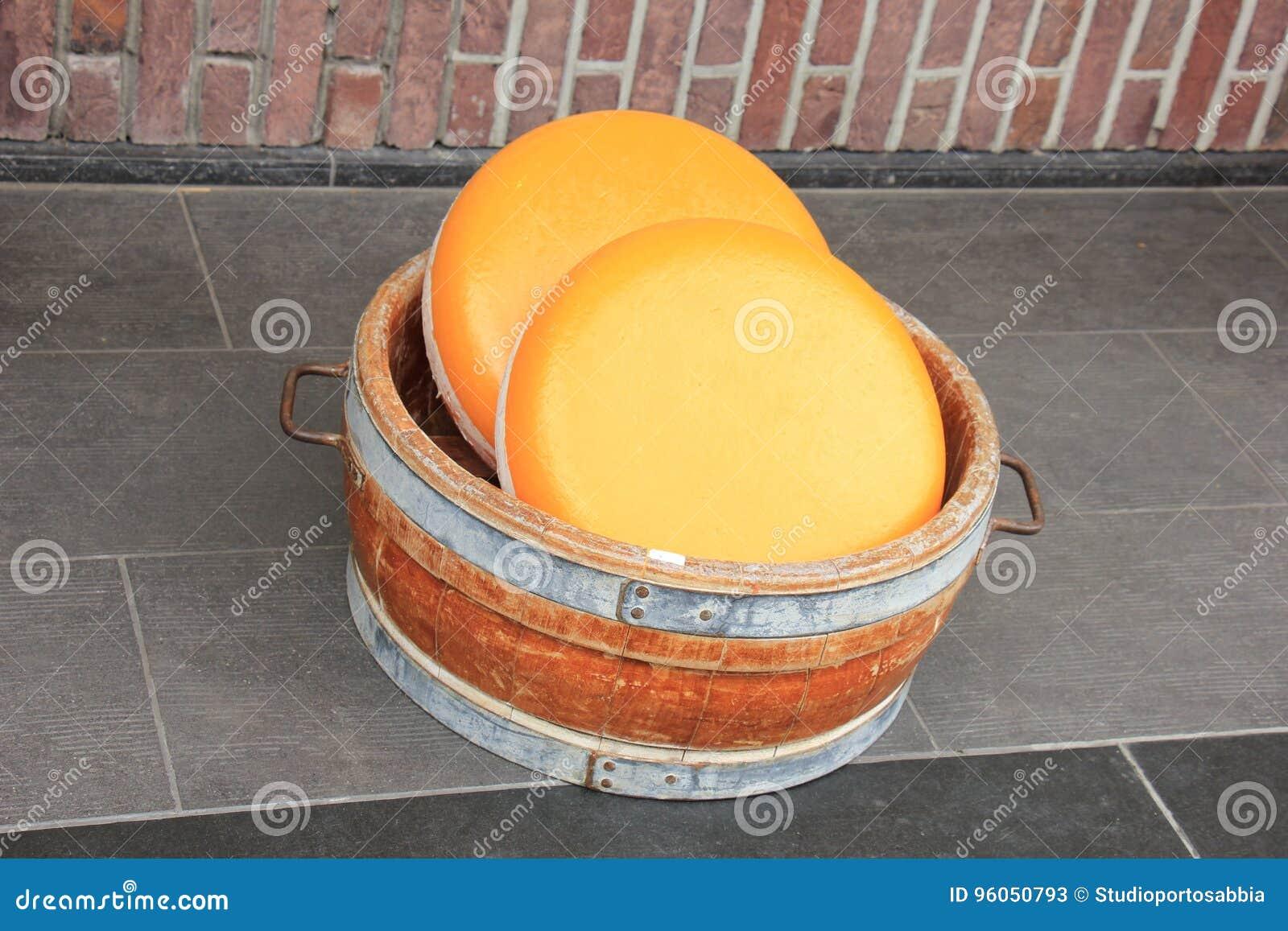 Magasin de fromage de Hollande