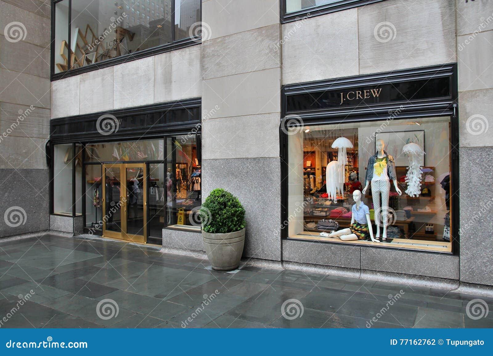 Magasin New York de mode