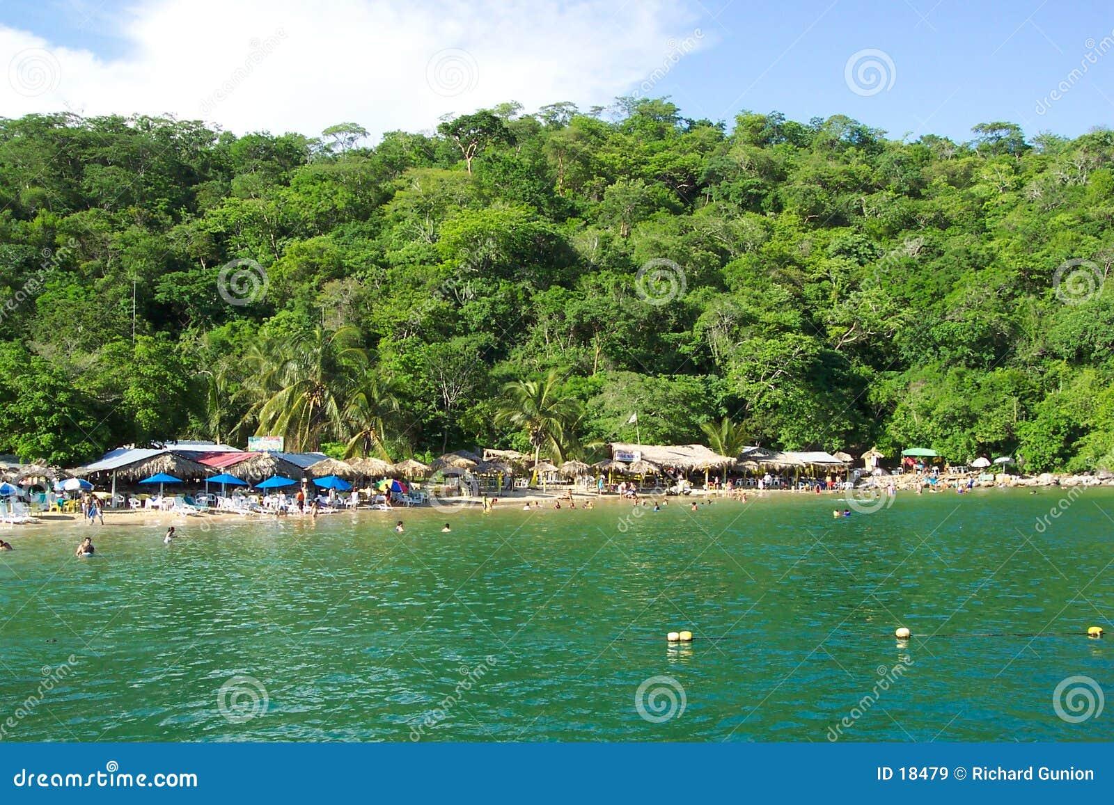 Magay baai-Huatulco Mexico