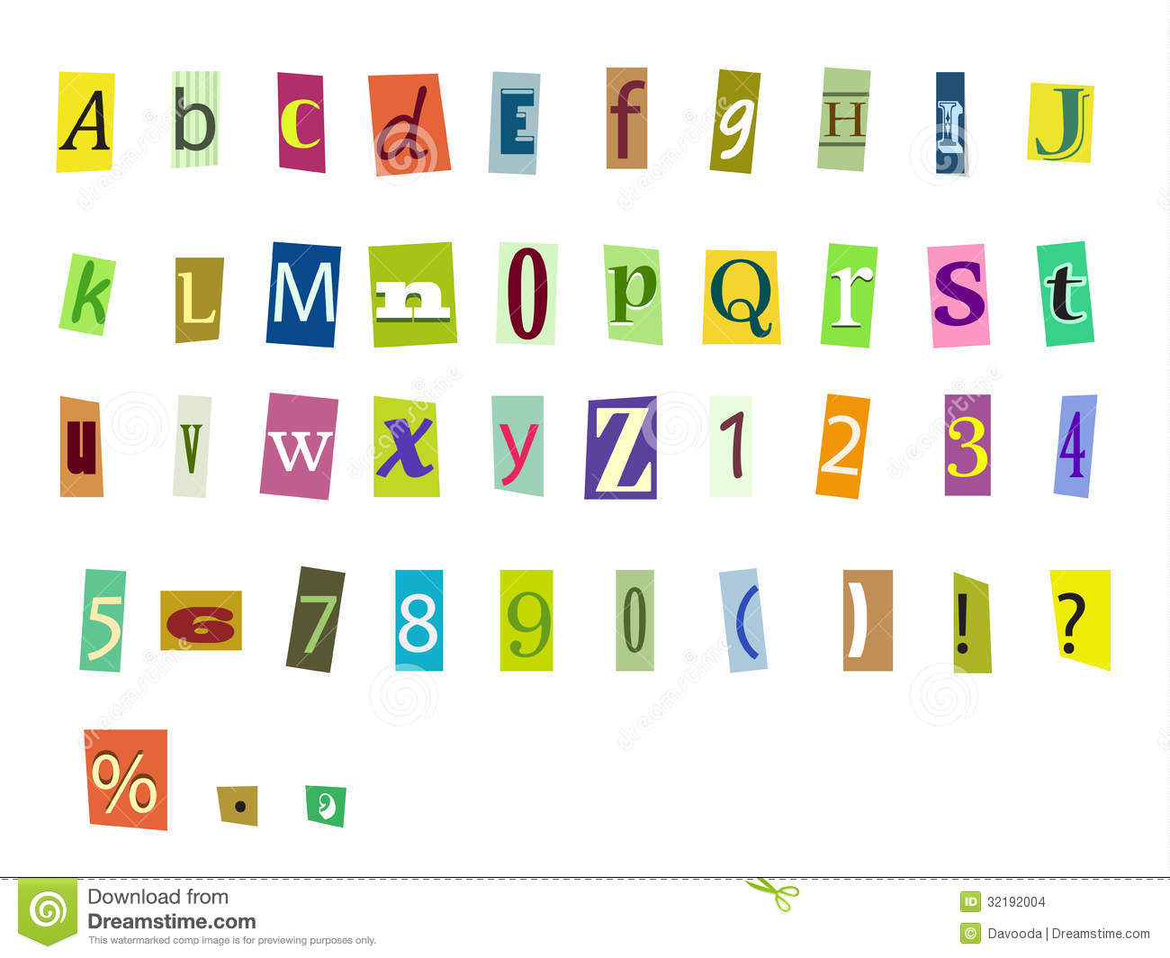 Times Letters. Times New Roman Formed Numbers Letters. Letters To ...