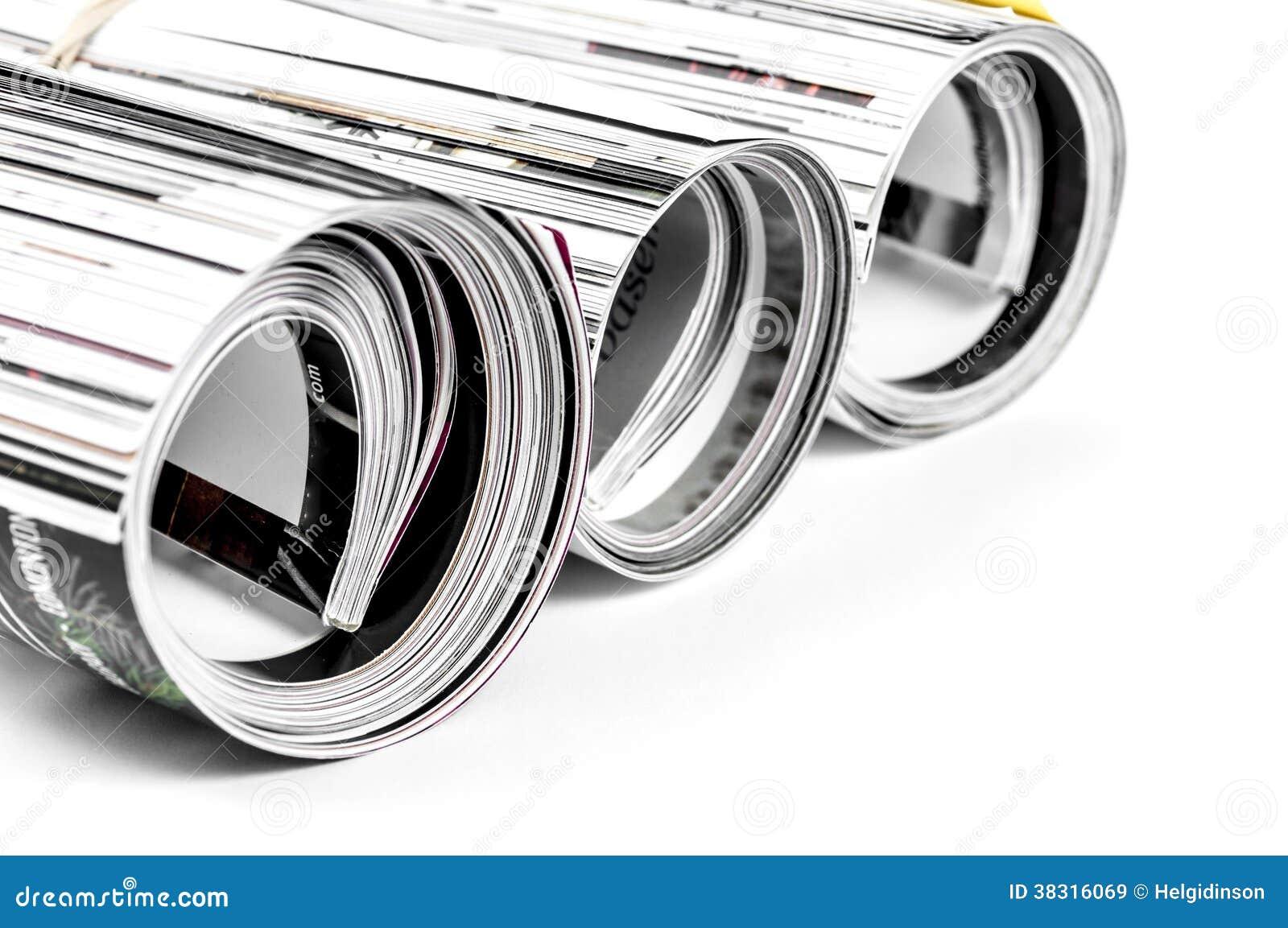 Magazine roll (Macro)