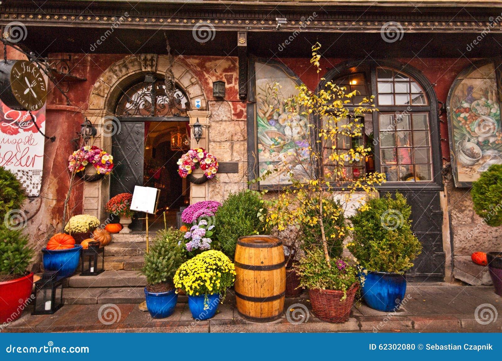 Magda Gessler restaurang i Warszawa
