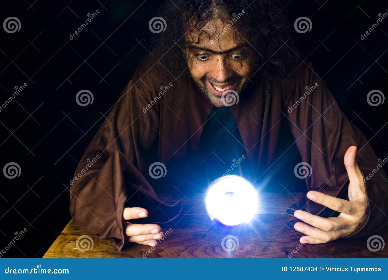 Mage czarnoksiężnika czarownik