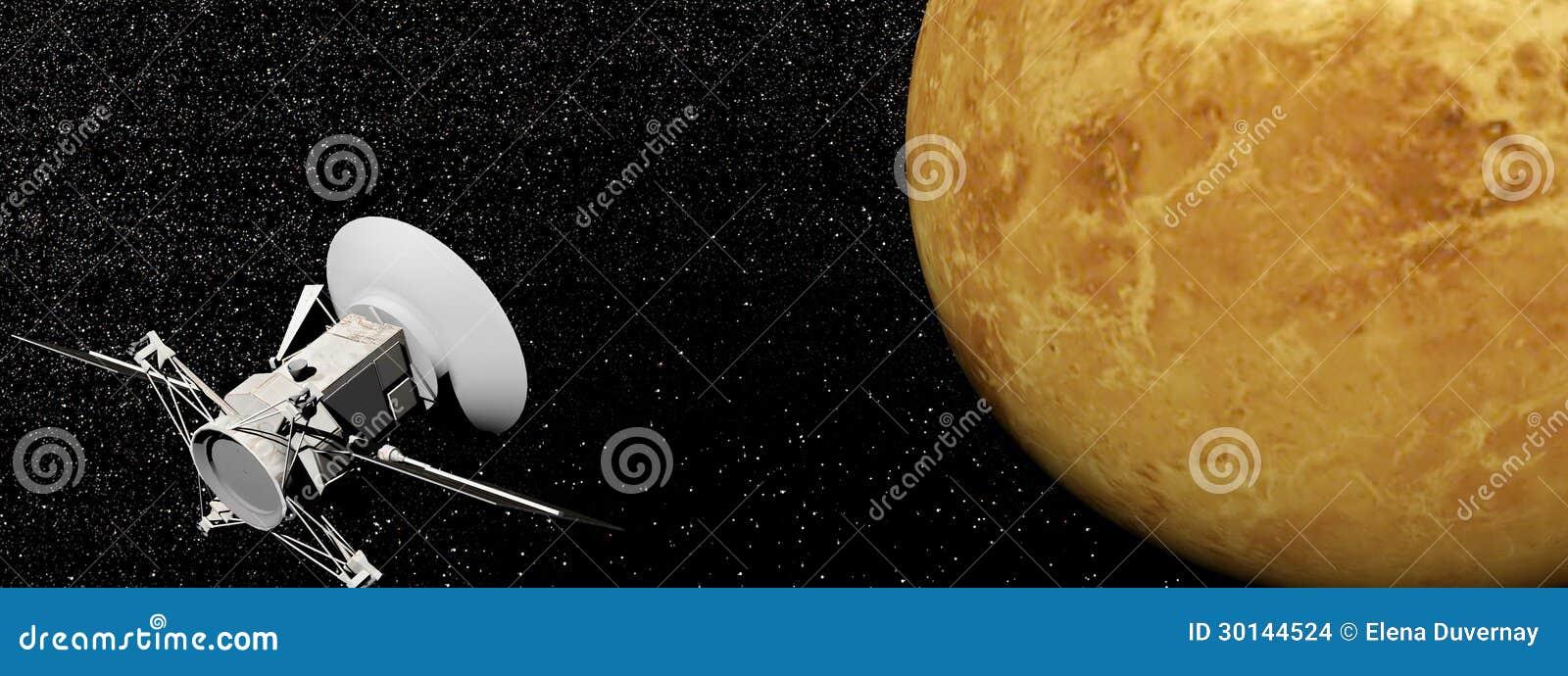 near spacecraft magellan venus mission - photo #4