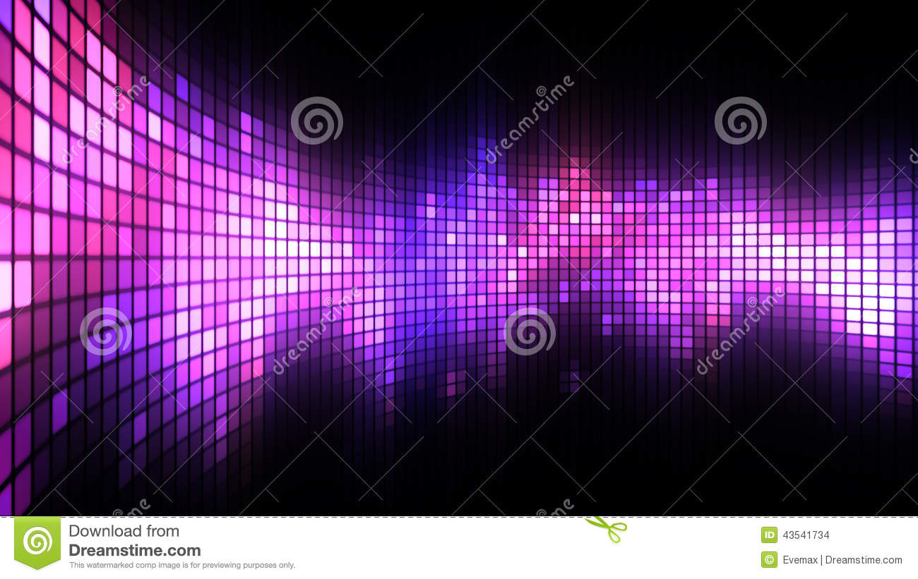 Led Background Wall Design : Magenta led dance lights wall background stock