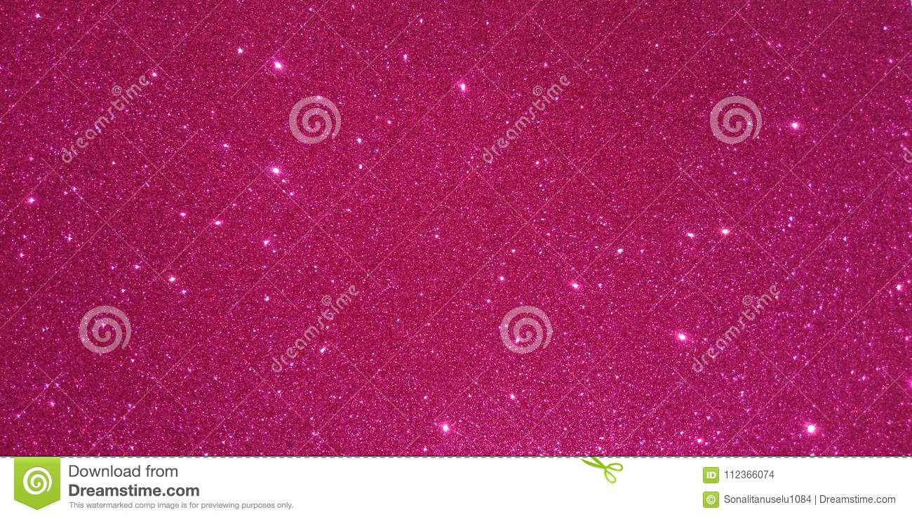 Magenta textured background with glitter effect background