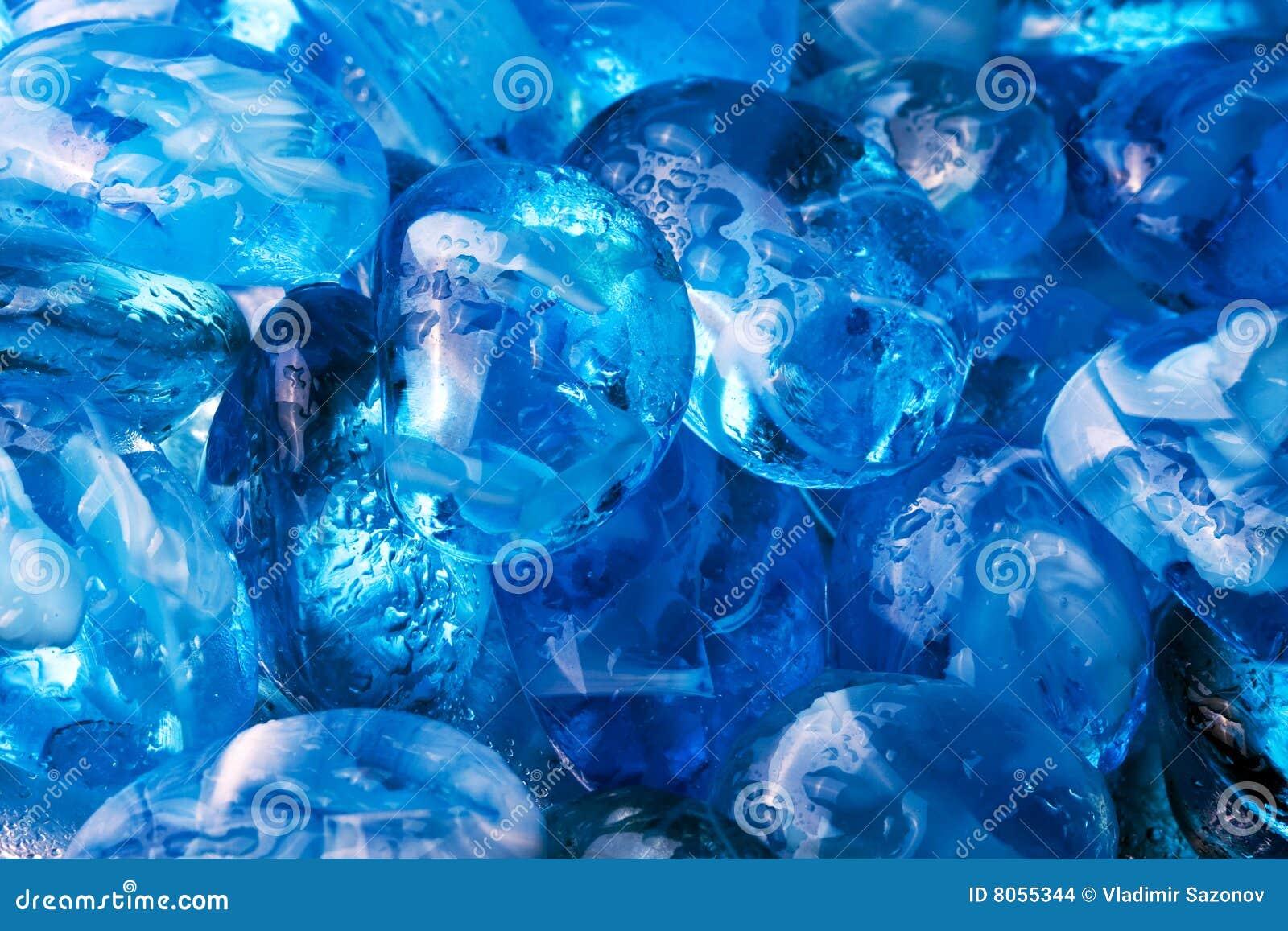 magic blue stone stock images image 8055344. Black Bedroom Furniture Sets. Home Design Ideas