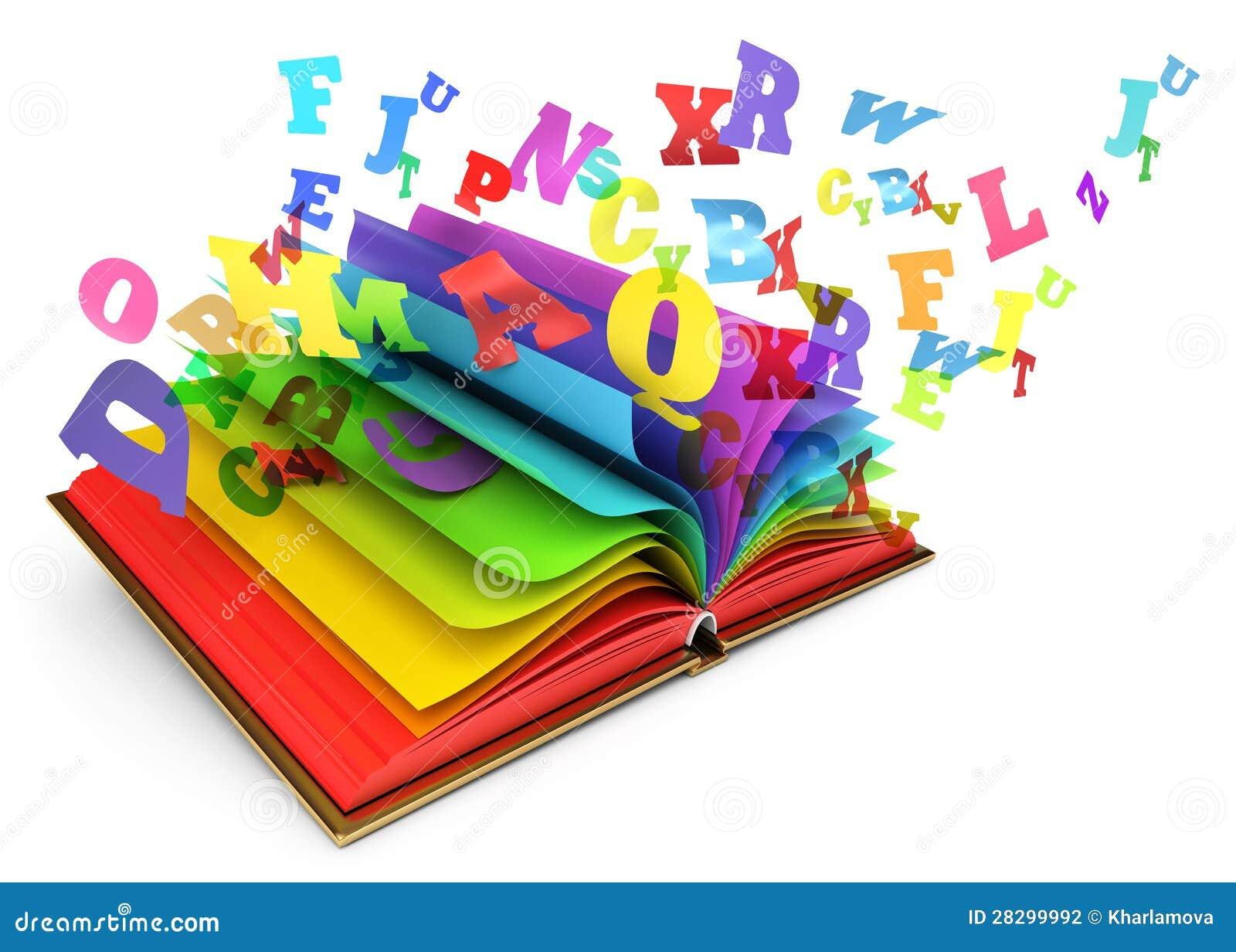 Magic Book Fairy Tale Stock Photography Image 28299992