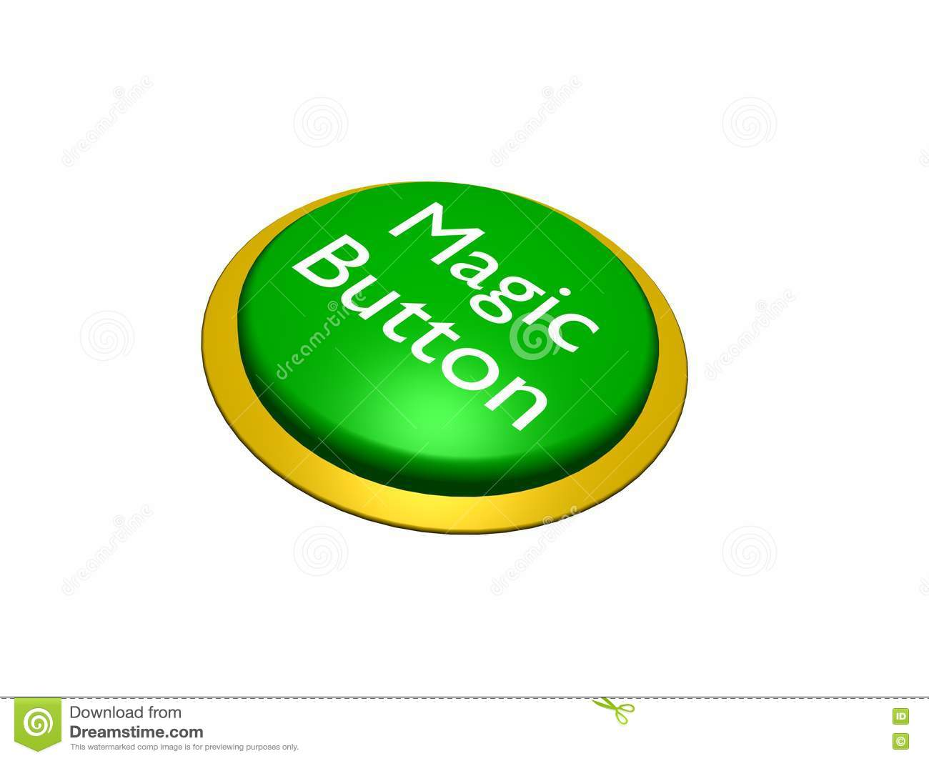 Magic Button Stock Photography - Image: 14101202: dreamstime.com/stock-photography-magic-button-image14101202