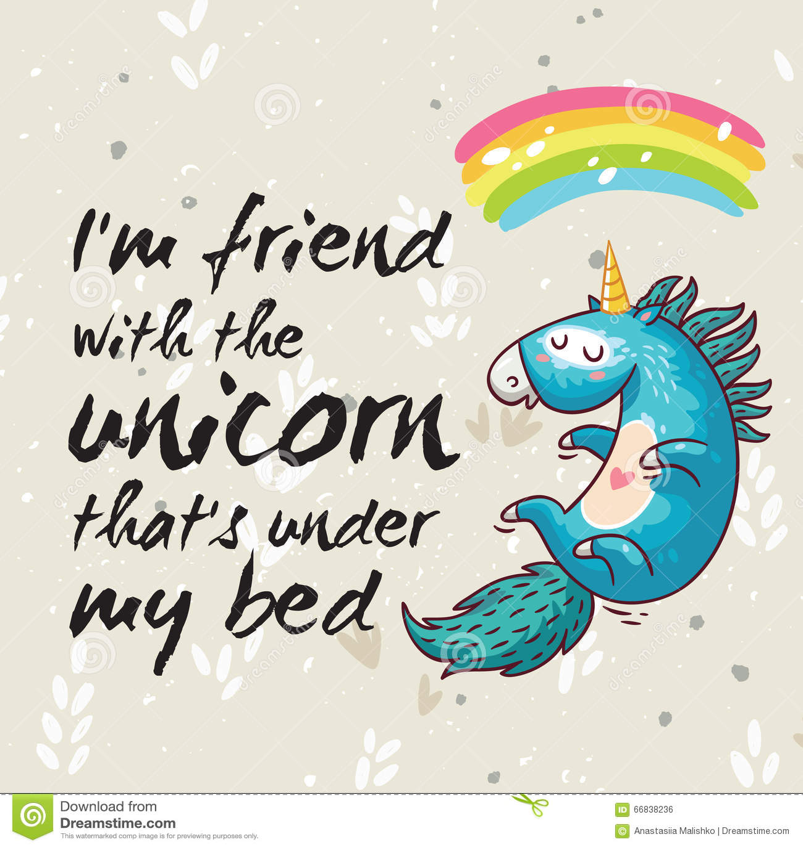 vector illustration of a unicorn stock photos image 10863413