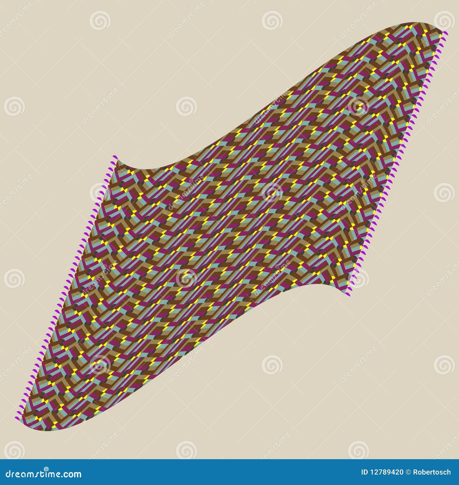 Magic Carpet Stock Photo Image 12789420