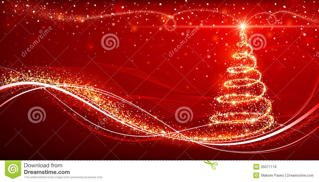 Magic Christmas Tree Royalty Free Stock Photos Image 35071118 - Magic Christmas Tree