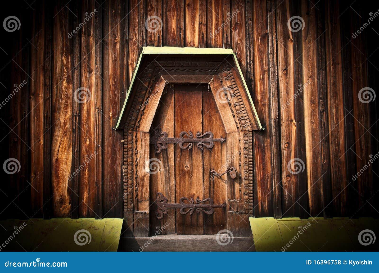 Magic Door Royalty Free Stock Photos Image 16396758