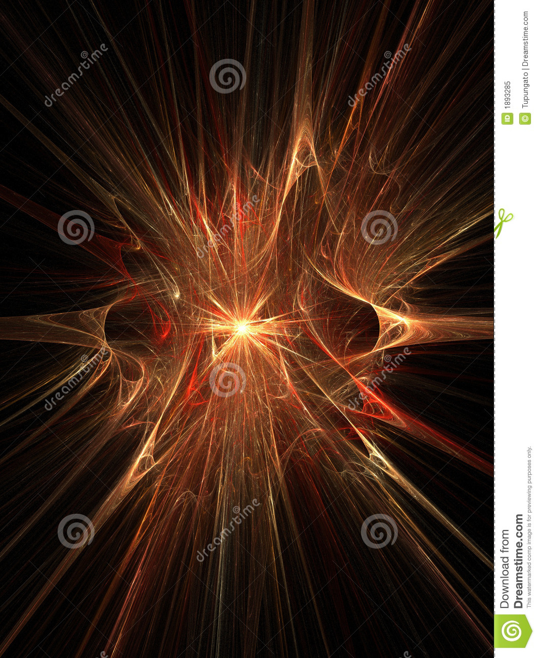 Magic Explosion 3D Supernova Royalty Free Stock Photo ...