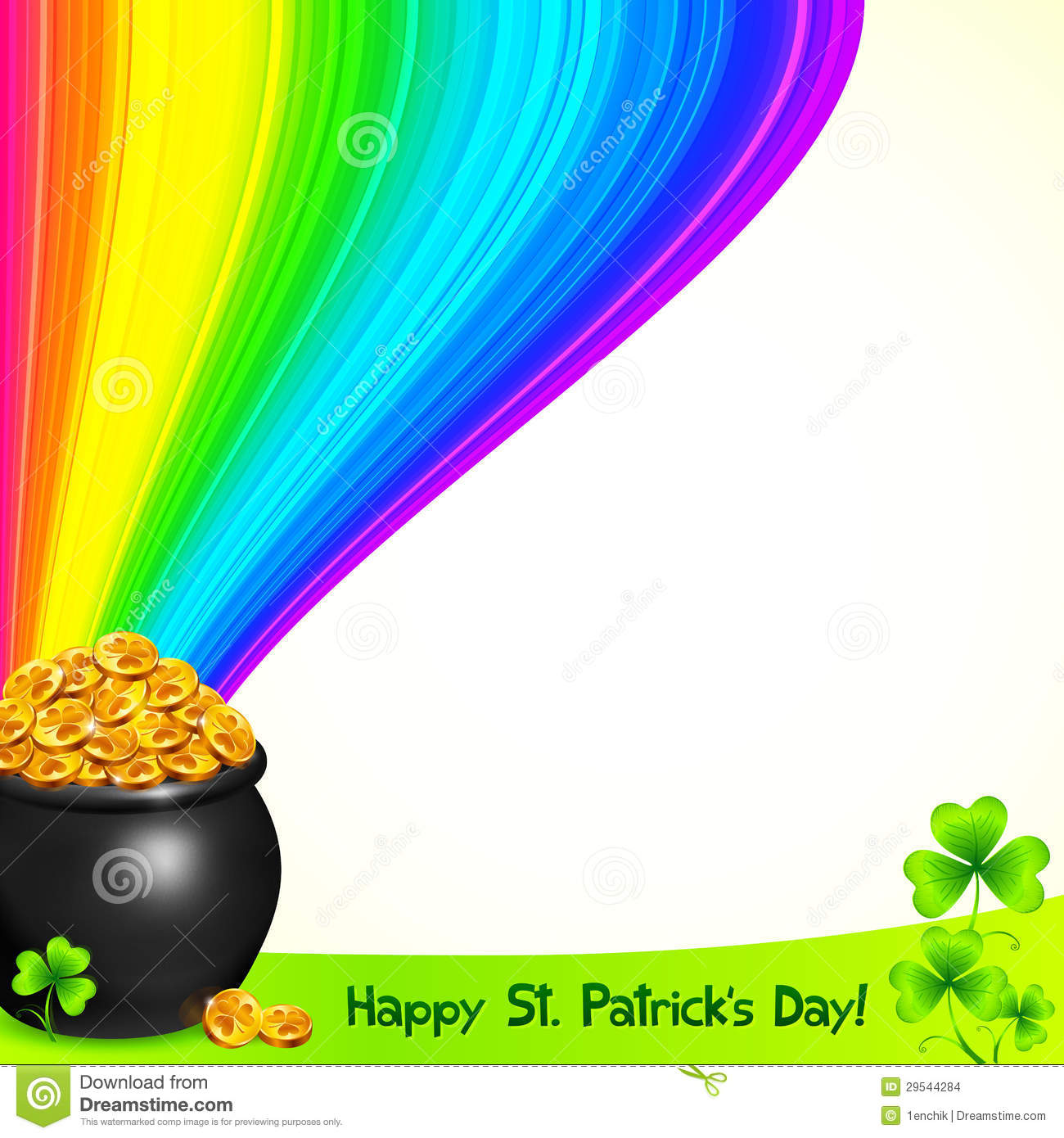 St. Patrick's day cards pictures