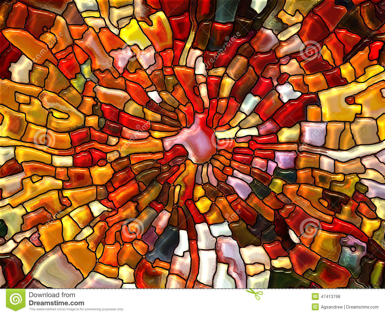 Stained Glass Art Craft