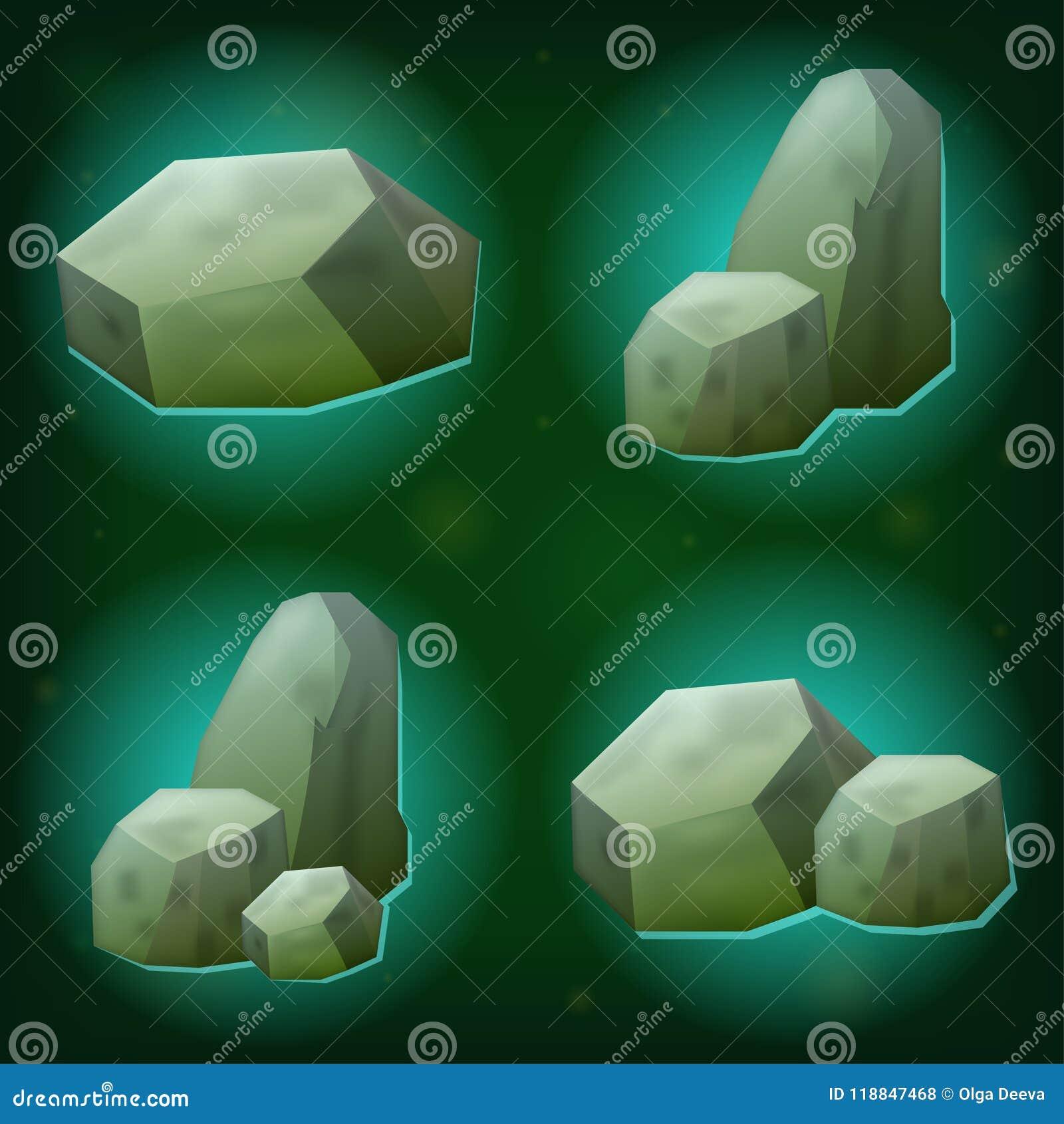 Magic Stone Game
