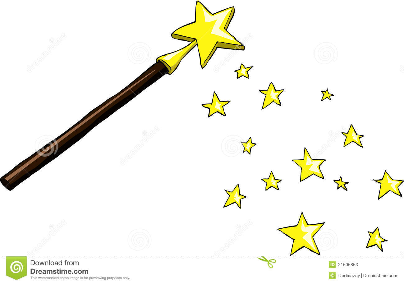 Magic Wand Stock Photos - Image: 21505853
