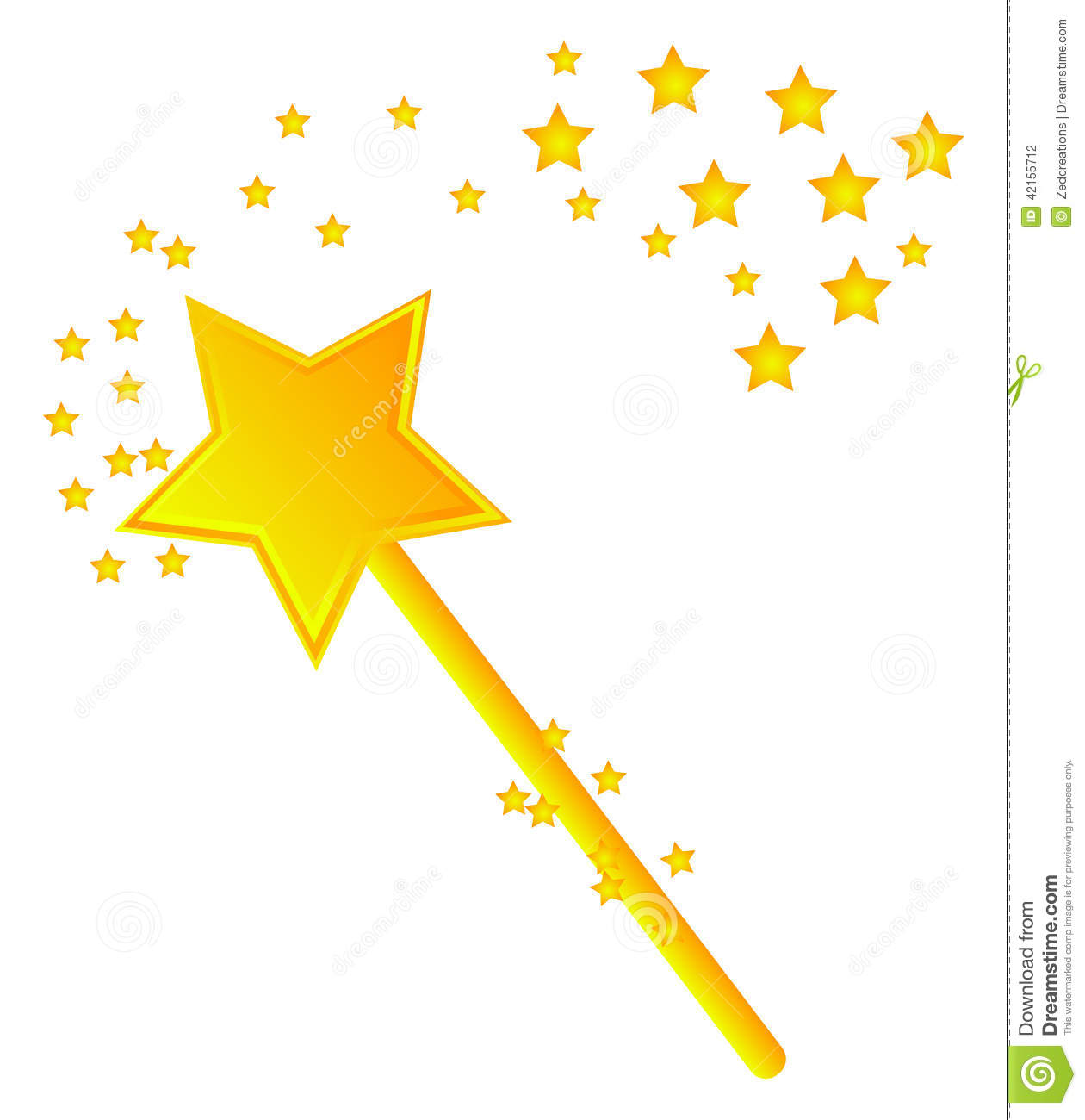magic wand stock illustrations 8 544 magic wand stock rh dreamstime com free clipart magic wand Magic Wand Clip Art Frog