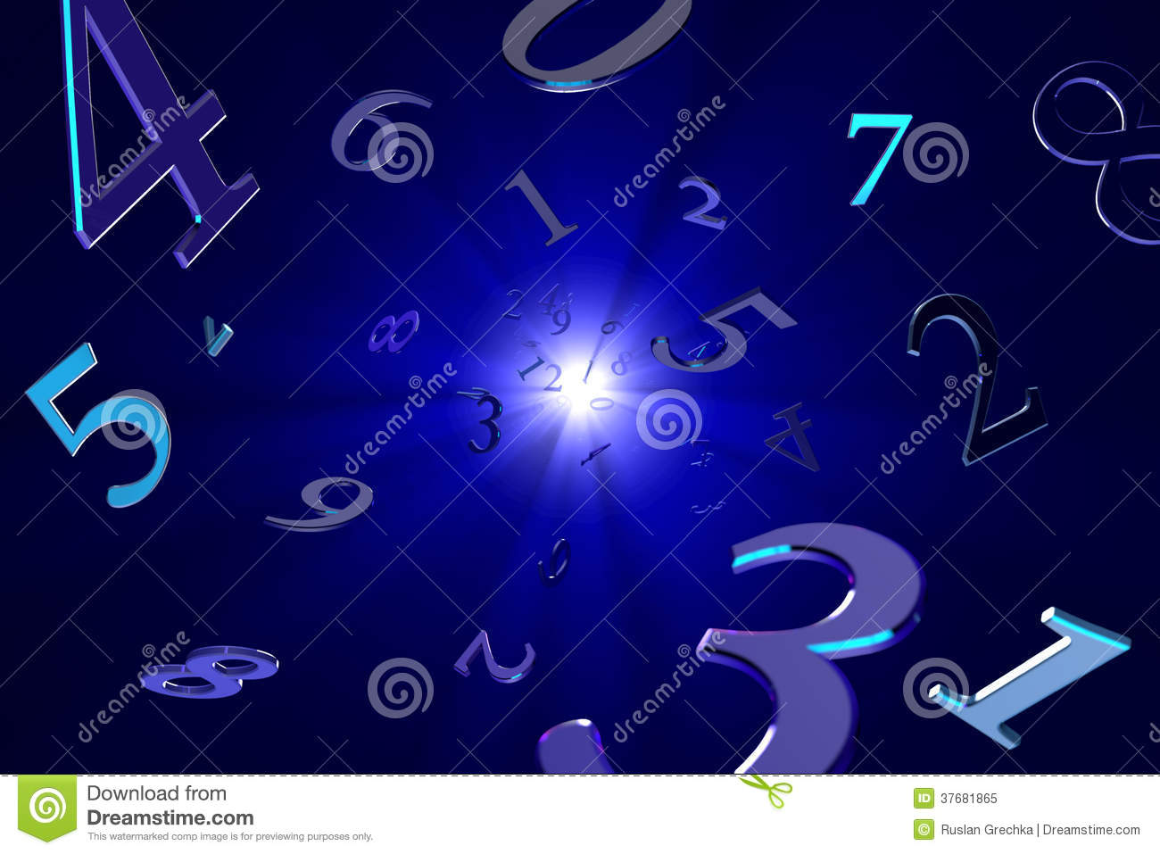 What does a 4 mean in numerology picture 1