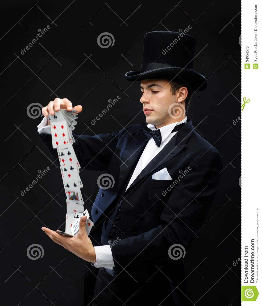 gambling card tricks