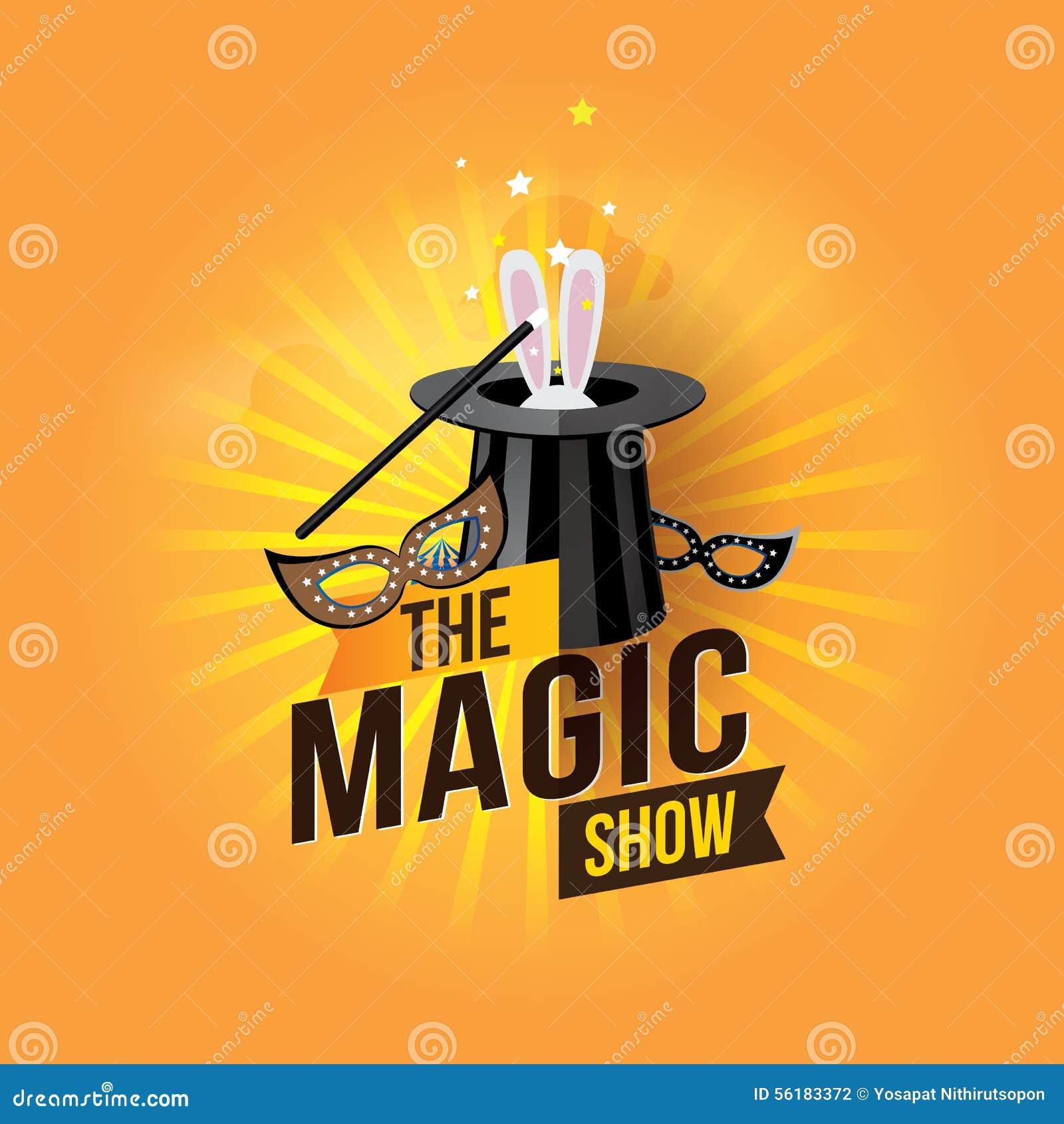 Magiczny przedstawienie