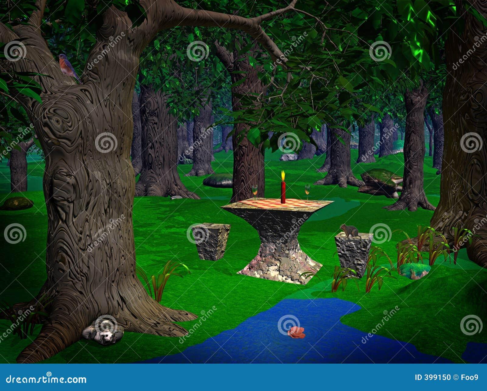 Magie de Forrest