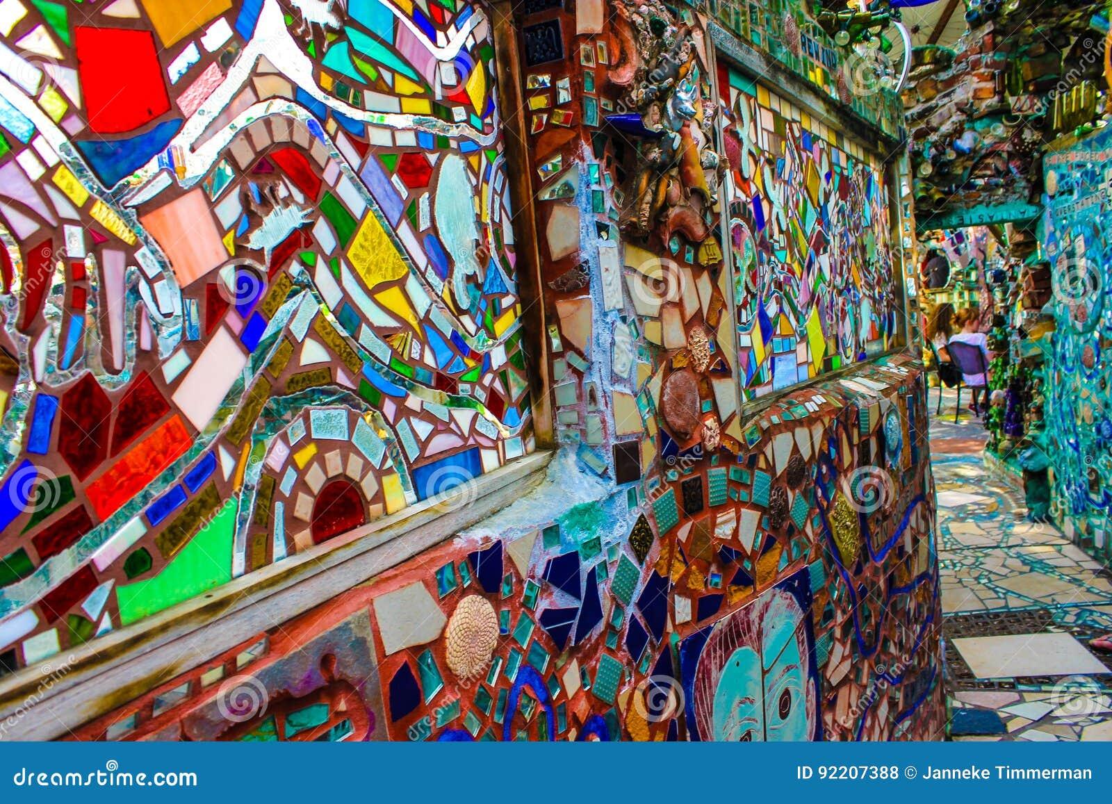 Magische Gärten Stockfoto Bild Von Gärten Mosaik Magie 92207388