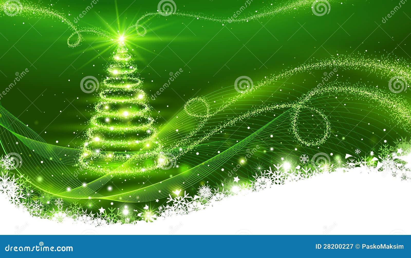 Magische Kerstboom