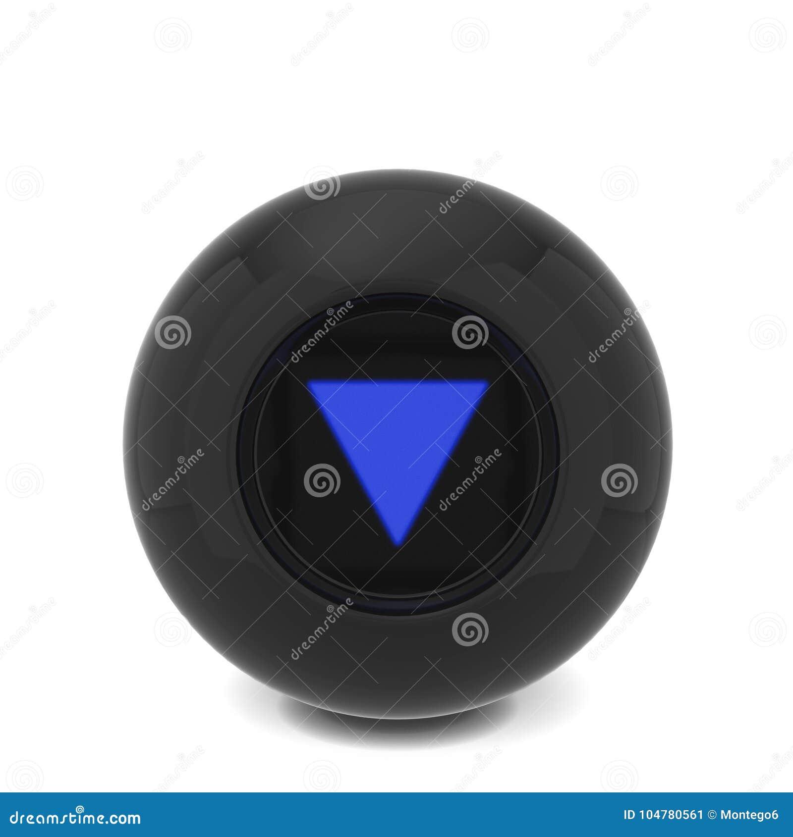 Magische zwarte bal
