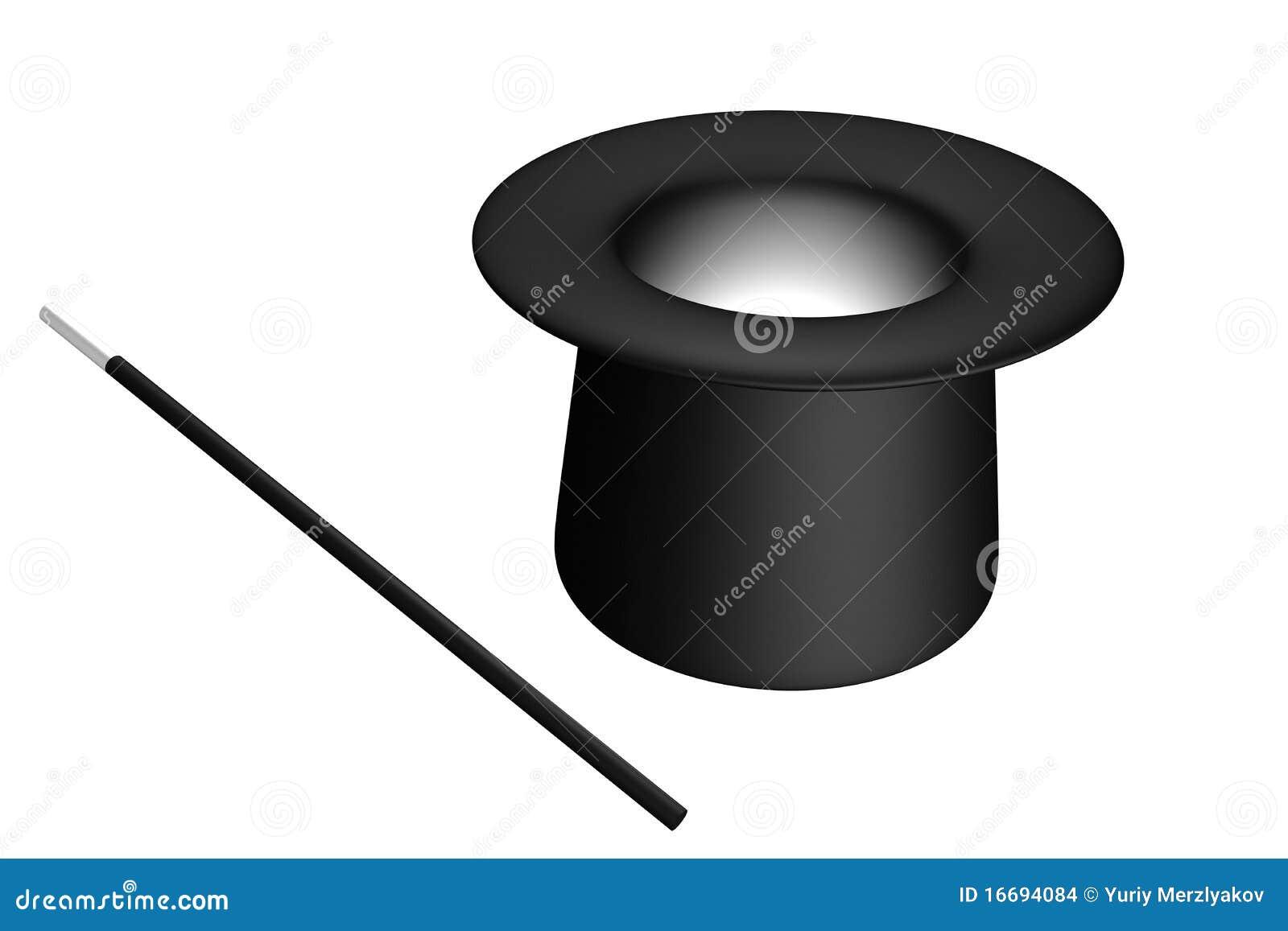 Magischer Hut