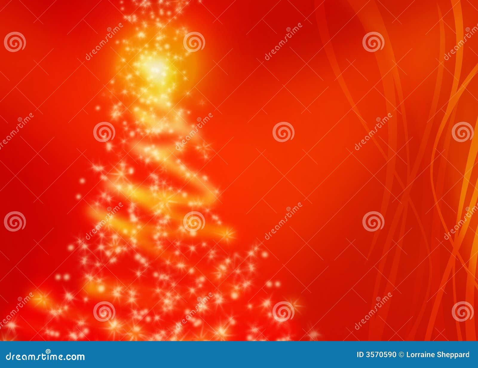 Magischer Weihnachtsbaum