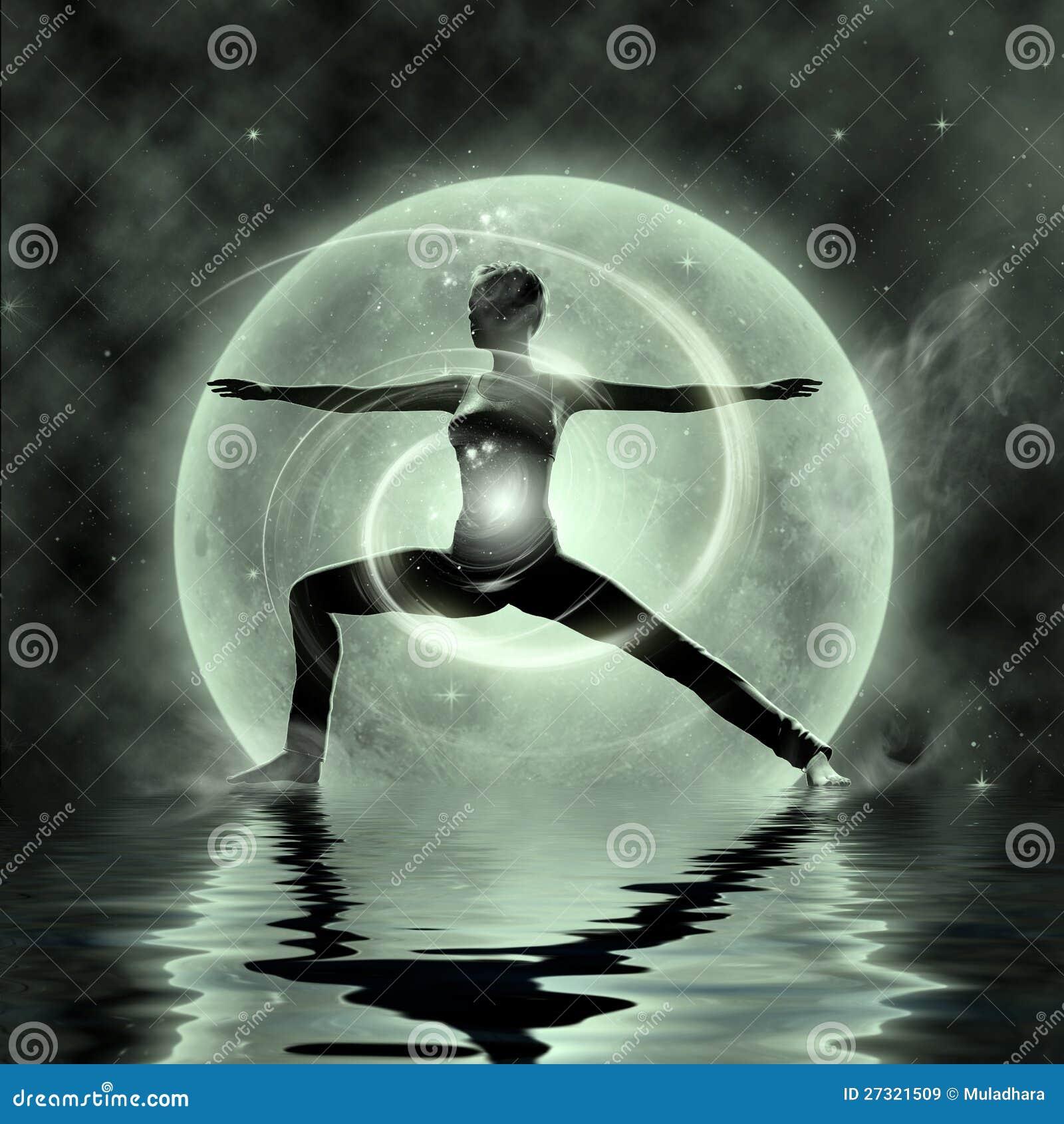Magisk Yoga